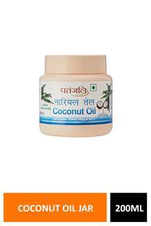 Patanjali Coconut Oil Jar 200ml