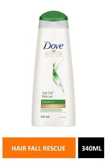Dove Hairfall Rescue Shampoo 340ml
