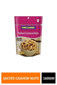 Tg Salted Cashew Nuts 160gm