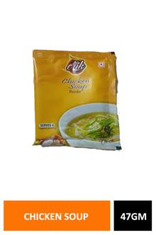 Crik Chicken Soup Powder 47gm