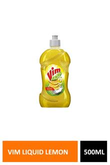 Vim Liquid Lemon 500ml