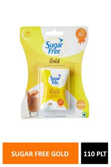 Sugar Free Gold 100 Pellets