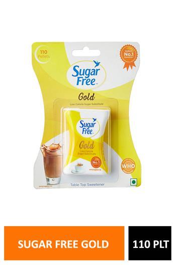 Sugar Free Gold 100 Pellets