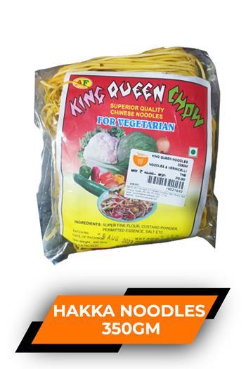 King Queen Hakka Noodles 350gm