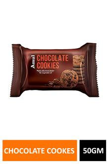 Amul Chocolate Cookies 50gm