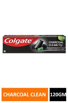 Colgate Charcoal Clean 120gm