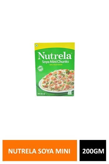 Nutrela Soya Mini 200gm
