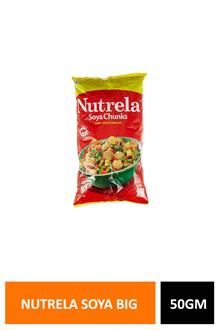 Nutrela Soya Big 50gm