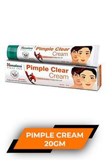 Himalaya Pimple Clear Cream 20gm