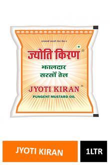 Jyoti Kiran Mustard Oil 1ltr Pouch