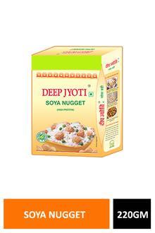 Deep Jyoti Soya Nugget 220gm