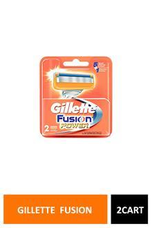 Gillette Fusion 2cart