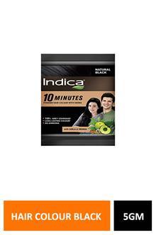Indica Hair Colour Black 5gm
