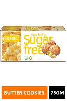 Unibic Sugar Free Butter 75gm