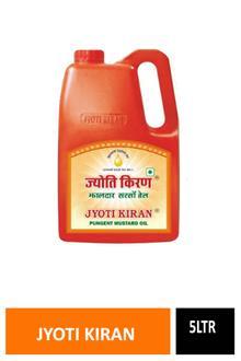 Jyoti Kiran Mustard Oil 5ltr Pet