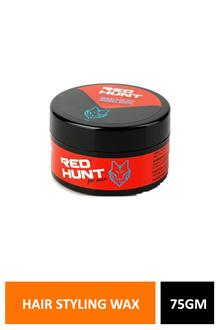 Red Hunt Hair Styling Wax Matte 75g