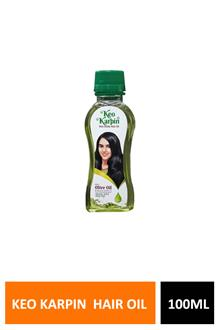Keo Karpin Non Sticky Hair Oil 100ml