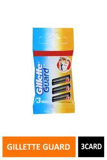 Gillette Gaurd 3cart