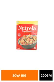 Nutrela Soya Big 200gm