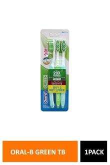 Oral B Green B2gi Toothbrush