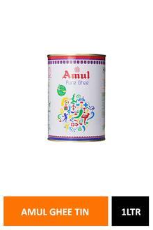 Amul Ghee Tin 1ltr