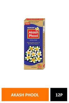 Moksh Akash Phool Agarbatti 12p