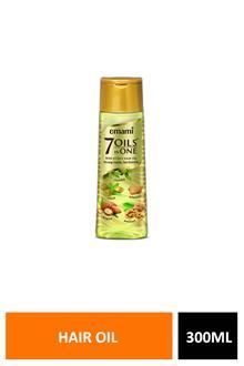 7 Oils In One Hair Oil 300ml