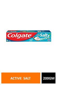 Colgate Actv Salt G & T 200gm
