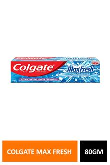 Colgate Max Fresh Blue 80gm