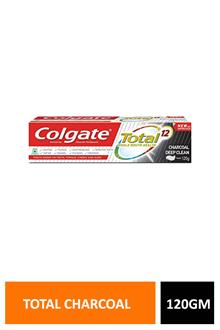 Colgate Total Charcoal 120gm