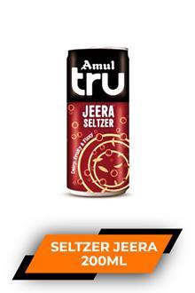 Amul Seltzer Jeera 200ml