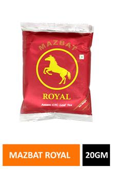 Mazbat Royal Tea 20gm