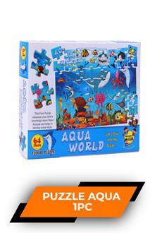 Oly 64pcs Floor Puzzle Aqua