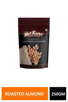 Nutkhut California Almonds 250gm