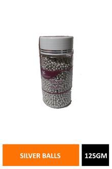 Blossom Silver Pearls Med 125gm