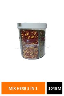 Blossom Assorted Herbs 5 In 1 104gm