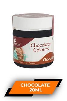 Blossom Chocolate Liquid Colour 20ml