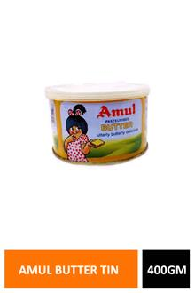 Amul Butter Tin 400gm