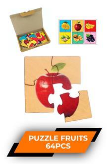 Oly 64pcs Floor Puzzle Fruits