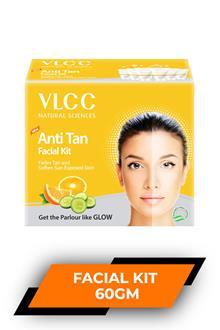 Vlcc Anti Tan Facial Kit 60gm