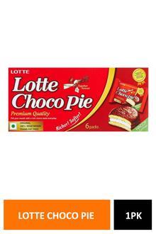 Lotte Choco Pie 6pack