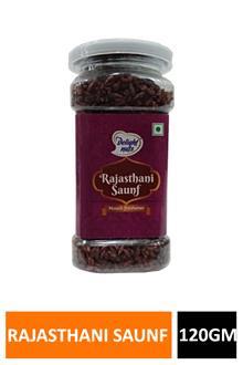 Delight Nuts Rajasthani Saunf 120gm