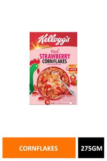 Kelloggs Cf Real Strawberry 275gm