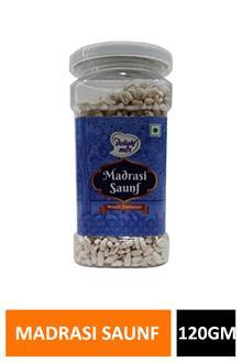 Delight Nuts Madrasi Saunf 120gm