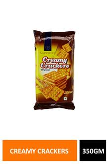 Sp Creamy Crackers 350gm