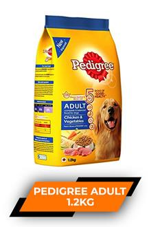 Pedigree Adult 1.2kg