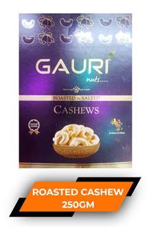 Gauri Roasted Cashews 250gm