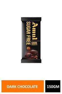Amul Sugar Free Dark Chocolate 150gm