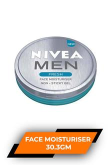 Nivea Men Fresh Face Moisturiser 30.3gm