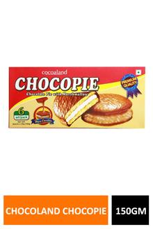Cocoaland Chocopie Chocolate 150gm